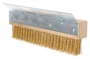 American Metalcraft 1597H Brass Bristle Replacement Brush