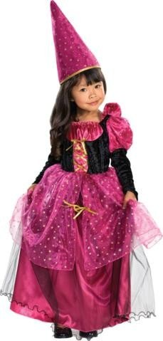 Child Magenta the Mystic Witch Costume - Large