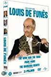 Louis Funes Coffret Volume 2: L'Aile ou la cuisse (1976) / Pouic-Pouic (1963) / Le Pe