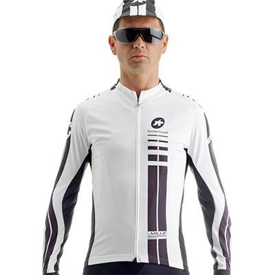 Buy Low Price Assos 2013 Men's LS.Mille Long Sleeve Cycling Jersey (B0045BKYMY)