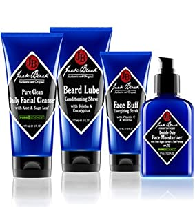 Jack Black Skin Essentials Set by Jack Black