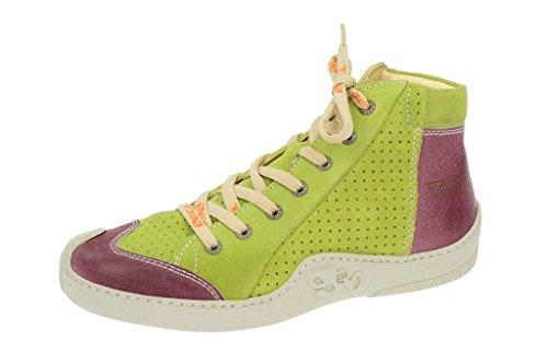 EjectEject Skat E-16185 - Sneaker Donna , Verde (verde), 37