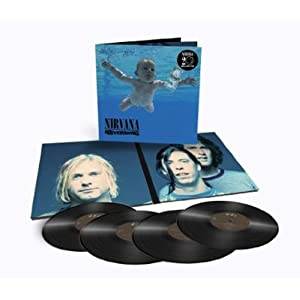 Nevermind (Remastered) Deluxe Version [Vinyl LP]