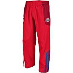 Adidas Los Angeles Clippers On-Court Warmup Pant Medium by adidas