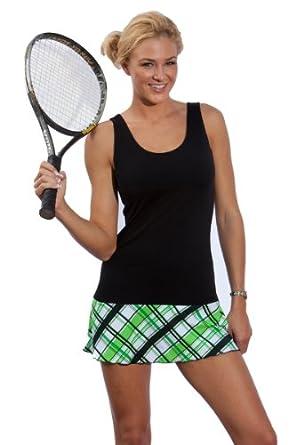Show No Love Tennis Apparel Ladies Tennis Dress by Show No Love Tenniswear