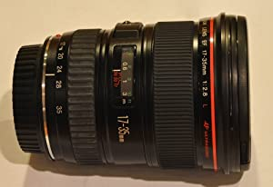Canon EF 17-35mm F/2.8 L USM Lens for Canon-AF Camera