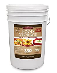 Chef's Banquet All-purpose Readiness Kit 1 Month Food Storage Supply