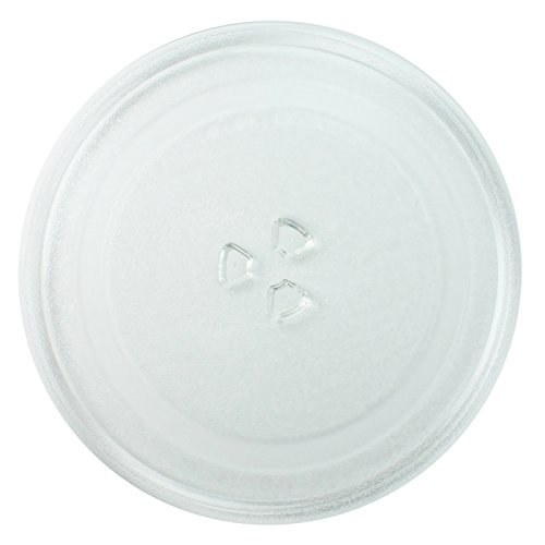 spares2go-universal-glass-turntable-plate-dish-for-all-makes-of-microwave-oven-245mm-by-spares2go