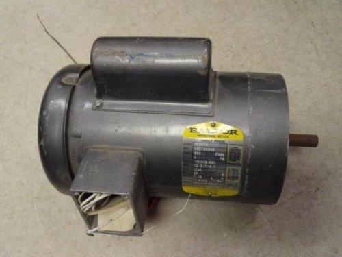 Baldor vl3510 general purpose ac motor single phase 56c for Baldor permanent magnet motors