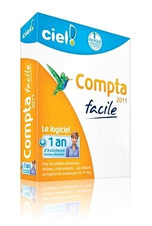 Ciel Compta Facile 2011 + 1 an d'assistance Online
