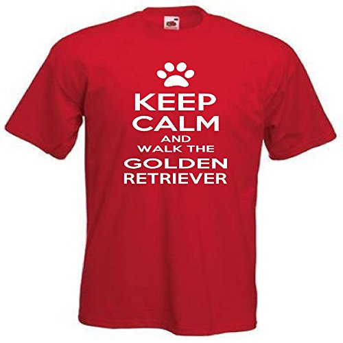Keep-Calm-And-Walk-The-Golden-Retriever-camiseta-513-Rojo-rosso-small