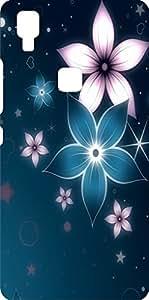 Koolbug Printed Hard Back Case Cover For Vivo V3