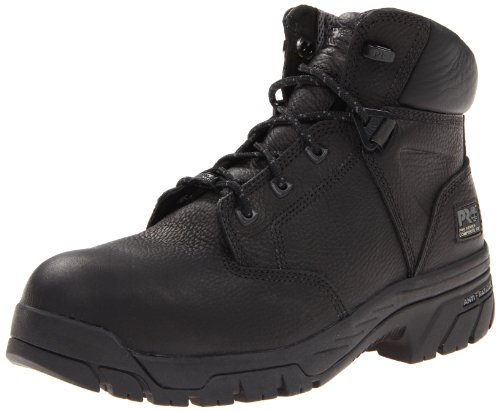 Timberland PRO Men's Helix 6-Inch WP BL Comp Lace-Up Fashion Sneaker,Black,9.5 M US (Timberland 6 D M compare prices)