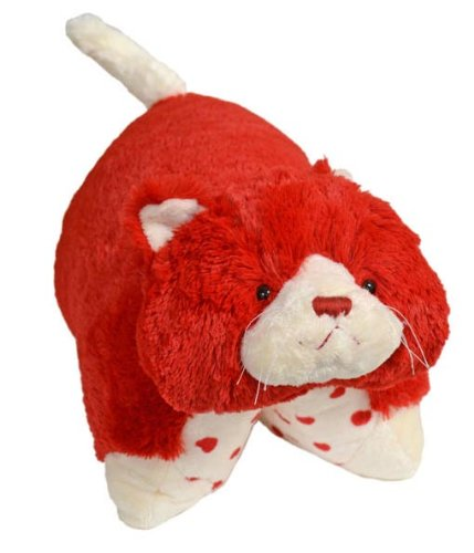 My Pillow Pets Valentine Cat