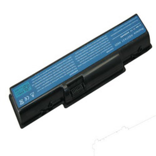 Acer Aspire 5542-1462 Laptop Battery (Lithium-Ion, 6 Cell, 4400 mAh, 49wh, 11.1 Volt) - Replacement for Acer 4710 Series Laptop Battery