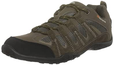 Karrimor Men's Traveller III Gunsmoke Walking Shoe K408GNS153 8 UK