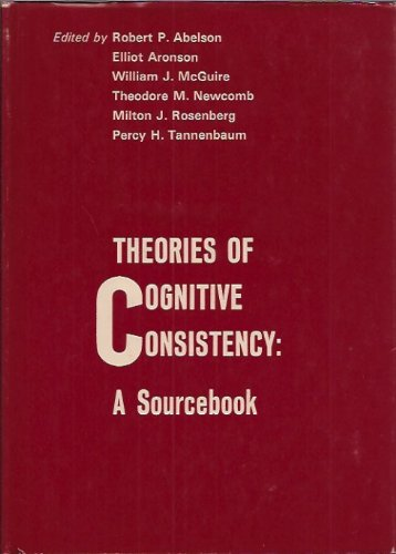 Theories of Cognitive Consistency; a Sourcebook PDF