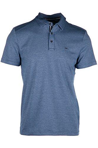 Michael Kors polo t-shirt maglia maniche corte uomo blu EU S (UK 36) CS65FGV1ZT 926