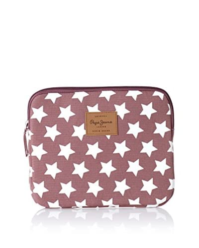 Pepe Jeans London Custodia Ipad Start Rosa Scuro