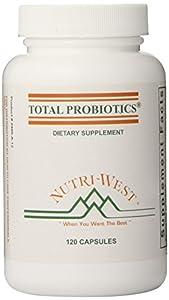 Nutri-West - TOTAL PROBIOTICS - 120