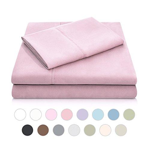 Best  Brushed Microfiber Super Soft Luxury Bed Sheet Set Twin