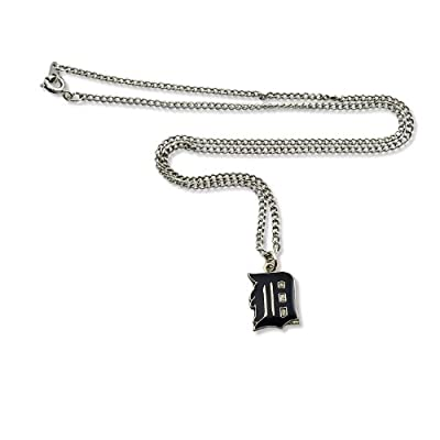 MLB Detroit Tigers Team Logo Necklace