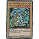 Yu-Gi-Oh! - Rare Blue-Eyes White Dragon (LC01-EN004) - Legendary Collection - Limited Edition Toy / Game / Play / Child / Kid