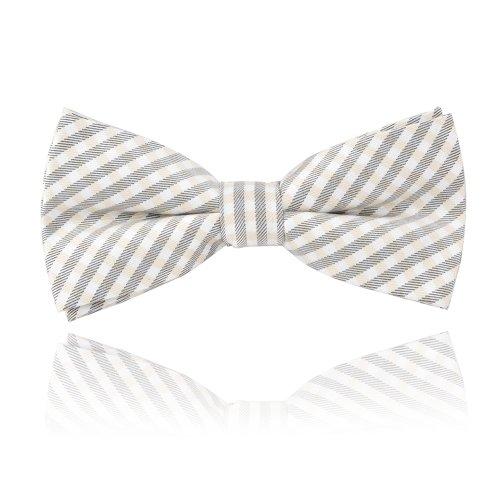 Designer Bow Ties Cravat for Men & Boys,Yarn-dyed Cotton