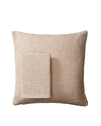 Mélange Home Nightingale Pillow Cover, Khaki