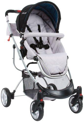 The First Years Indigo Stroller, Urban Life