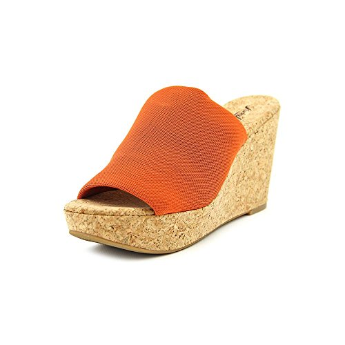 Lucky Brand Marilynn Womens Canvas Platforms & Wedges
