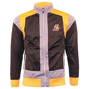 Zipway Mens NBA Team Walt Warmup Athletic Jacket by Zipway