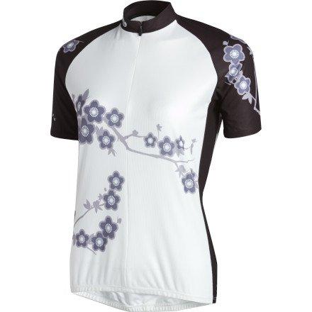 Buy Low Price Sugoi Sakura Jersey – Short Sleeve – Women's (B007FHK8KS)