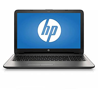 "HP 15-af113cl 15.6"" HD LED Notebook PC - AMD A8-7410 2.2GHz 6GB 1TB DVDRW Windows 10 (Certified Refurbished)"