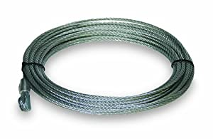 "Keeper KTA14118 50' x 5/32"" Wire Rope for KT2000 Winch from Keeper"