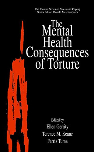 The Mental Health Consequences of Torture (Springer Series on Stress and Coping)