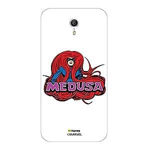 Hamee Original Marvel Character Licensed Designer Cover Slim Fit Plastic Hard Back Case for Lenovo Zuk Z1 (Medusa)