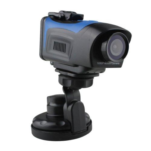 AT180 Full HD 1080P 5MP Waterproof 4X Zoom Digital Sportcam Action Camera image