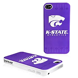 Buy NCAA Kansas State Wildcats Team Logo Hard Iphone Case by Forever Collectibles