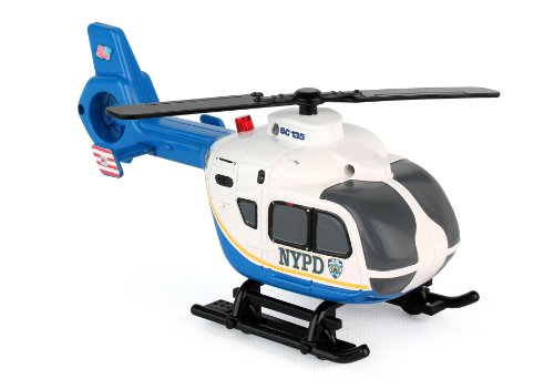 Daron NYPD Mighty Helicopter