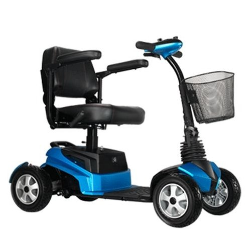 Heartway S11 Zen Portable Compact Electric Power Scooter - Blue