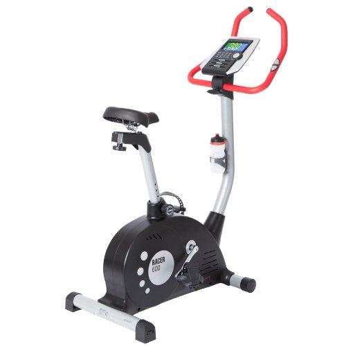 Ultrasport Heimtrainer Racer 600 mit Handpuls-Sensoren,