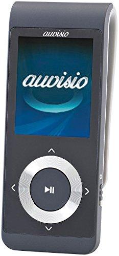 auvisio MP4Player DMP320.bt V2 mit Bluetooth, FMRadio, Video Picture