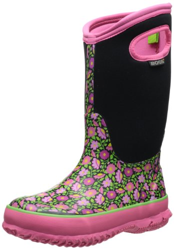 Bogs Kids' Sweet Pea Waterproof Boot Toddler/Pre/Grade