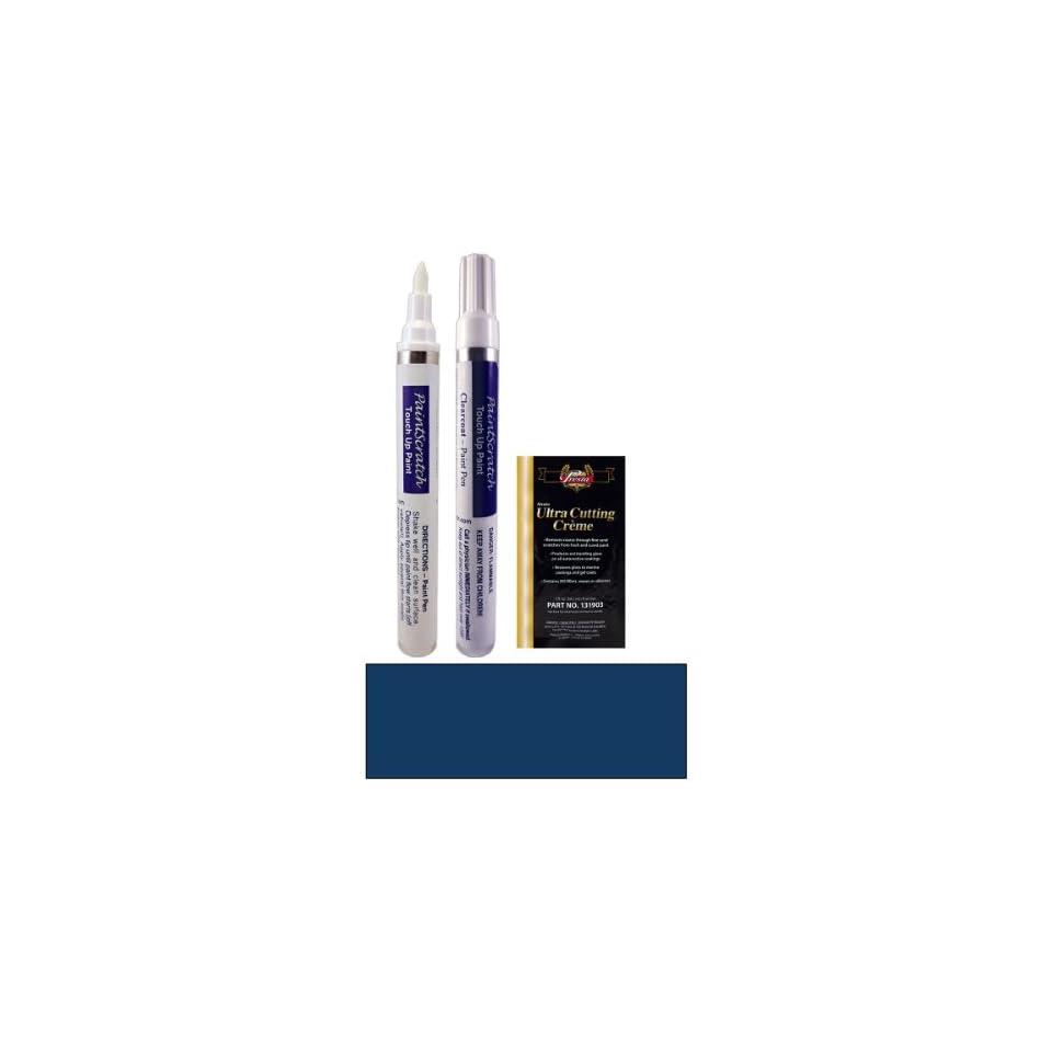 1/2 Oz. Dark Spectrum Blue Metallic Paint Pen Kit for 1990 Dodge Ram Pickup (JB6/DT8917)