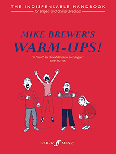 Mike Brewer's Warm Ups (Faber Music)