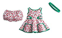 American Girl Maryellen's Strawberry Outfit