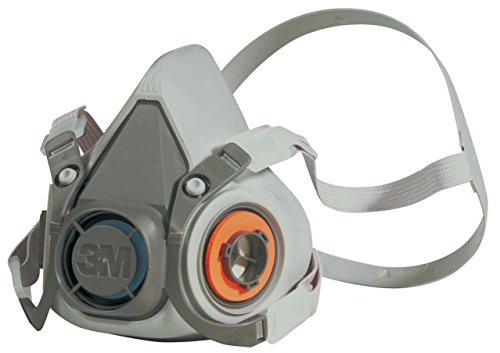 3M - 6200 M - XA 0077 0265 8 Ironware, Semimaschera riutilizzabile, Taglia M