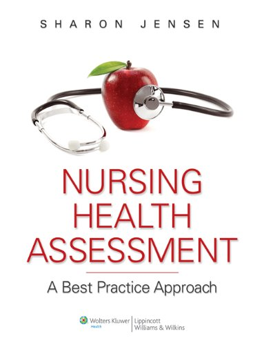 Jensen Text, Lab Manual, Pocket Guide & PrepU; plus LWW Nursing Health Assessment Video Package