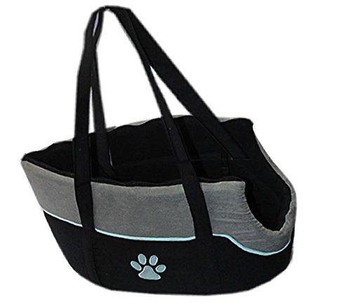 pets-carrier-bag-shoulder-strap-extra-soft-snuggle-pillow-grey-black-by-pinkwebshop